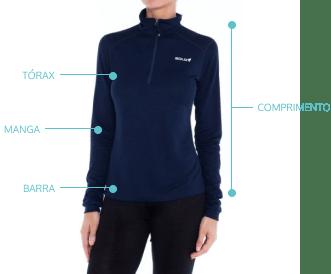 Blusas e jaquetas - Feminino